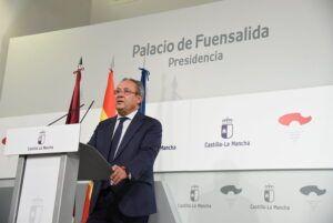 El Ejecutivo regional insta al Gobierno de España a declarar como zona afectada gravemente por una emergencia a municipios azotados por la DANA