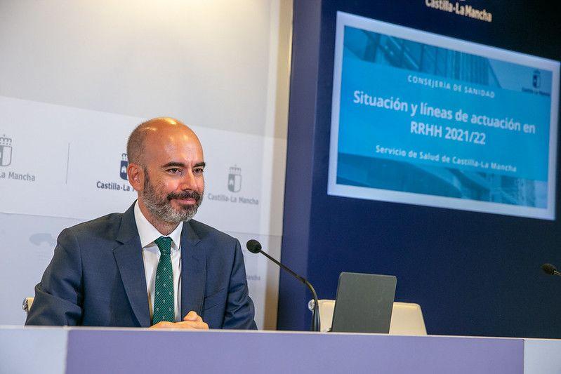 Castilla-La Mancha ha pasado de liderar los recortes a ser referencia en condiciones laborales en materia sanitaria