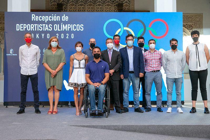 García-Page anuncia la creación del Comité Olímpico Regional de Deporte Escolar para