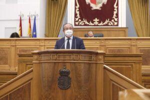 """El Gobierno de Castilla-La Mancha defiende un sistema tributario """"justo"""", en función de la capacidad económica de cada contribuyente"""