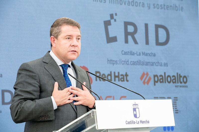 García-Page reclama