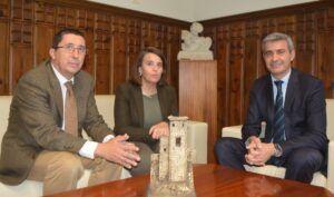 """La Diputación de Toledo renueva su colaboración con el Colegio de Economistas para la edición del """"Boletín socioeconómico de la provincia"""""""