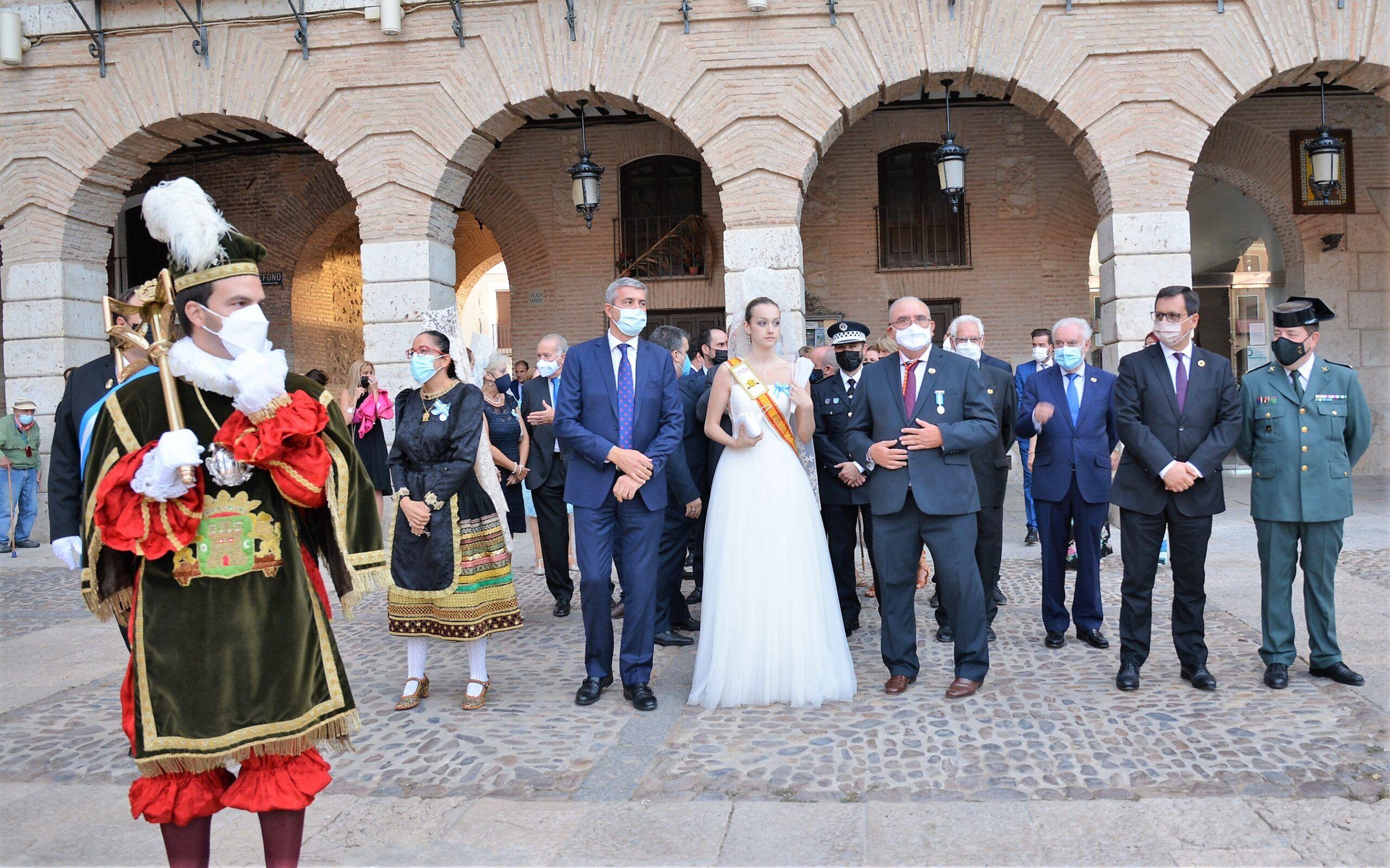 Álvaro Gutiérrez comparte la esperada Procesión de la Virgen de los Remedios en el día grande de las fiestas de Ocaña