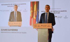 Álvaro Gutiérrez destaca el gran momento que vive la gastronomía regional como recurso turístico estratégico