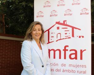 La presidenta de AMFAR, Lola Merino, abordará la perspectiva de género en el sector agrario