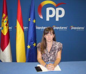 Andicoberry lamenta que Page haya dado la espalda a la sociedad, tras rechazar la rebaja fiscal propuesta por Paco Núñez