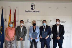 El Gobierno de Castilla-La Mancha pone en marcha un nuevo servicio ASTRA en Ontígola (Toledo)