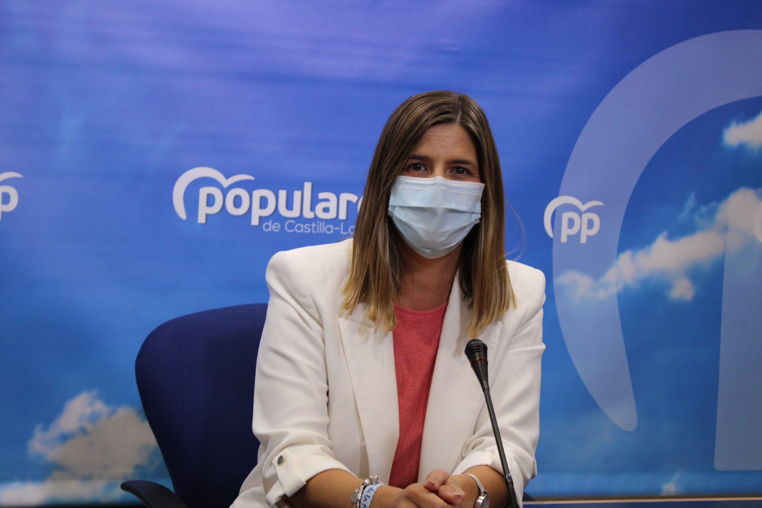 Agudo solicita a los parlamentarios socialistas de la región que voten a favor de la propuesta del PP para bajar el IVA de la factura de la luz un 20 por ciento