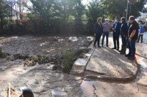 La Diputación de Cuenca solicitará que toda la provincia sea incluida como zona gravemente dañada por el temporal DANA