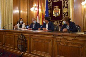 La Diputación de Cuenca aumenta en un 11% el convenio de colaboración anual con Cáritas hasta los 30.000 euros