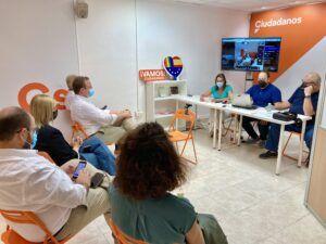 La participación de los afiliados, clave para Ciudadanos Albacete de cara al nuevo curso político