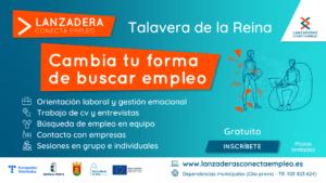 Talavera de la Reina contará a partir de octubre con una nueva Lanzadera Conecta Empleo