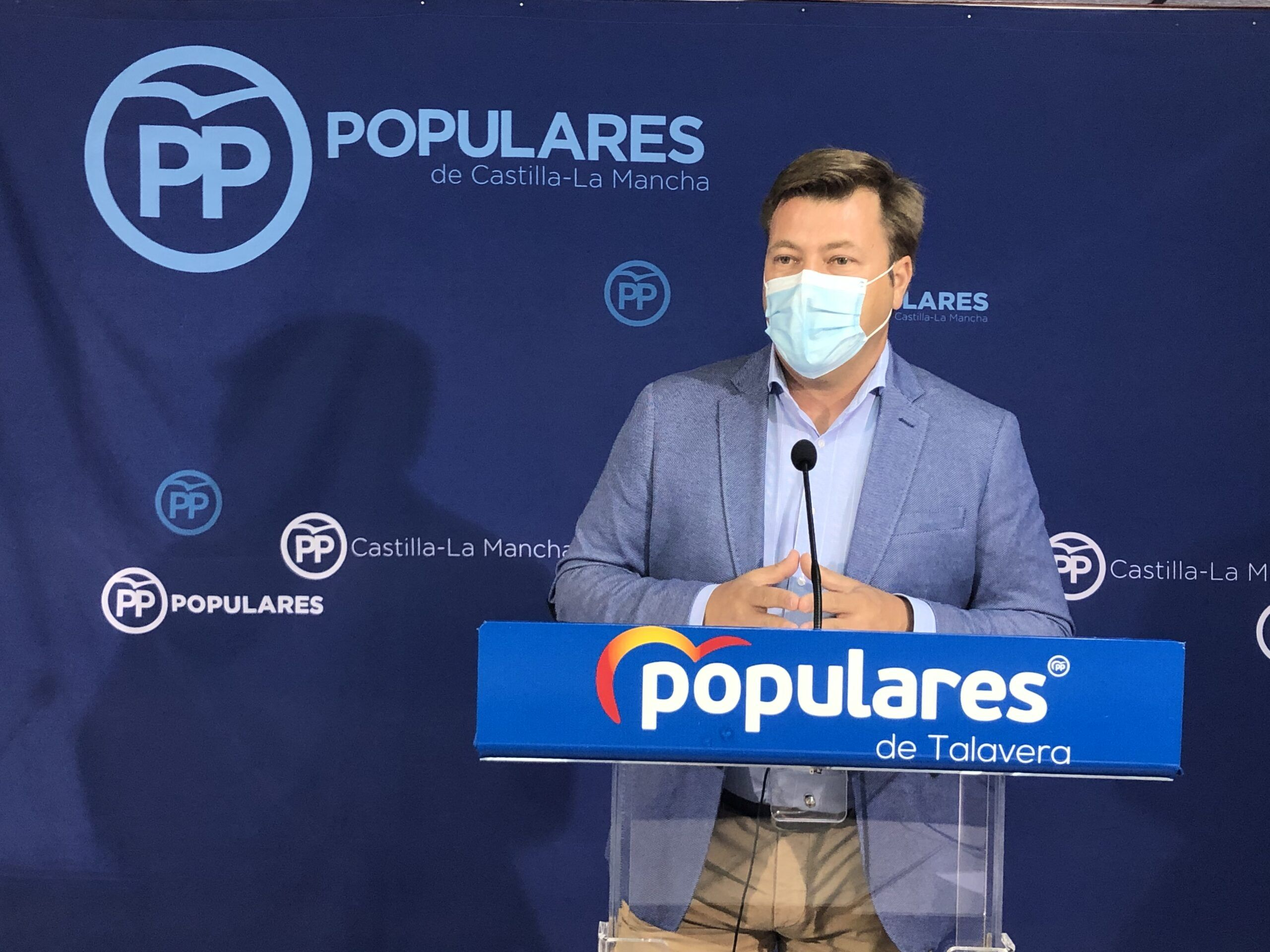 """Congosto: """"Page tiene la oportunidad este jueves de demostrar a los castellanomanchegos el modelo fiscal que quiere para nuestra tierra"""""""