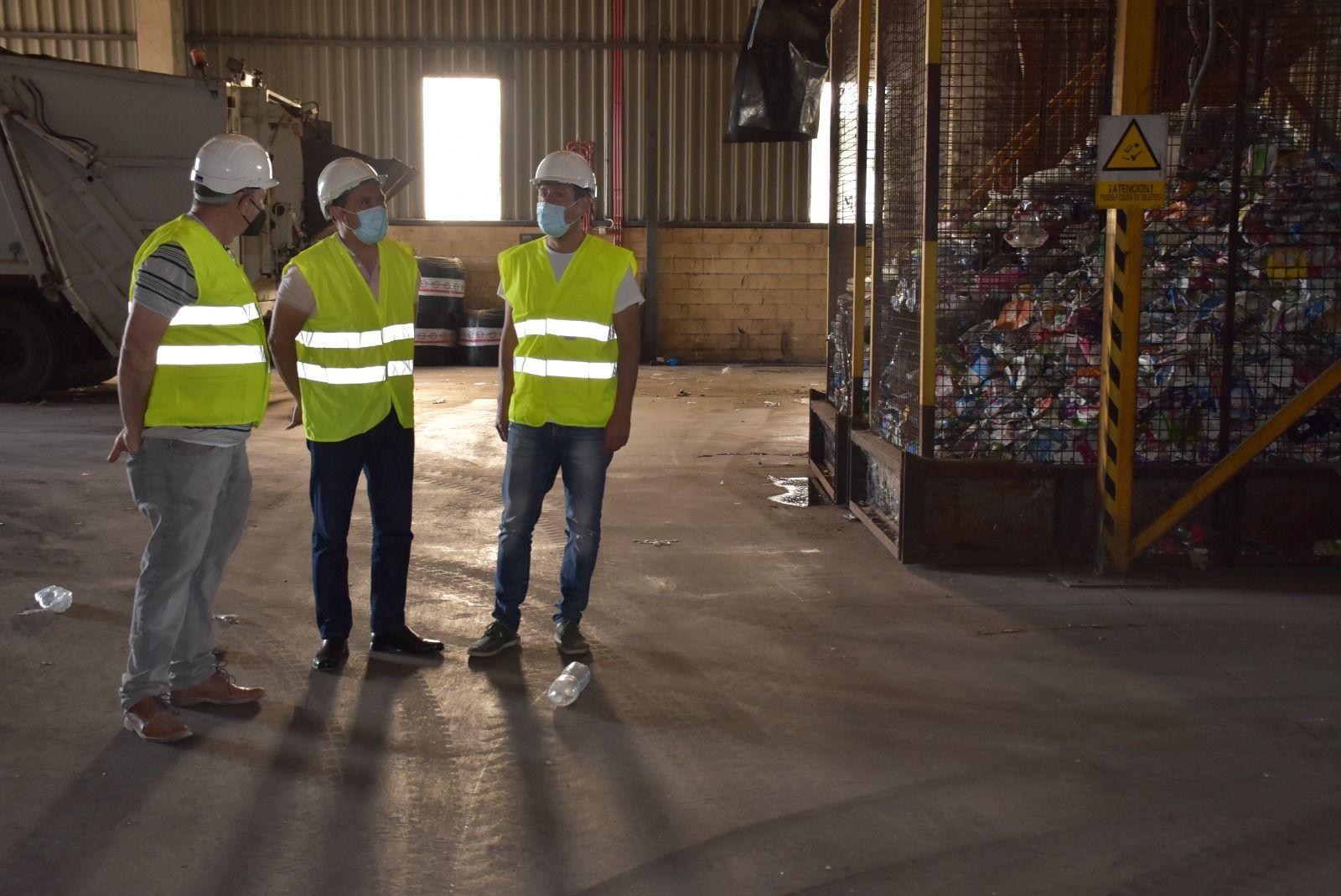 La provincia de Cuenca ha reciclado 160 toneladas más en el primer semestre del año de cartón y plásticos