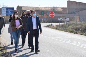 El proyecto de la carretera que une Villagarcía del Llano y Quintanar del Rey finaliza el periodo de exposición al público