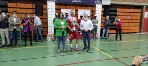 El Gobierno regional felicita al BM Cuenca al proclamarse campeón del Trofeo Junta de Comunidades de Balonmano Masculino