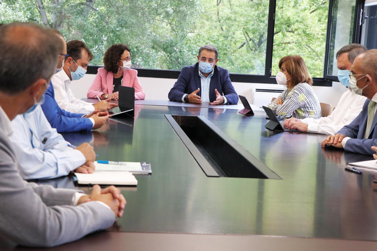 Castilla-La Mancha trabaja en un documento para la mejora de la atención sanitaria en las zonas despobladas que se elevará a Europa