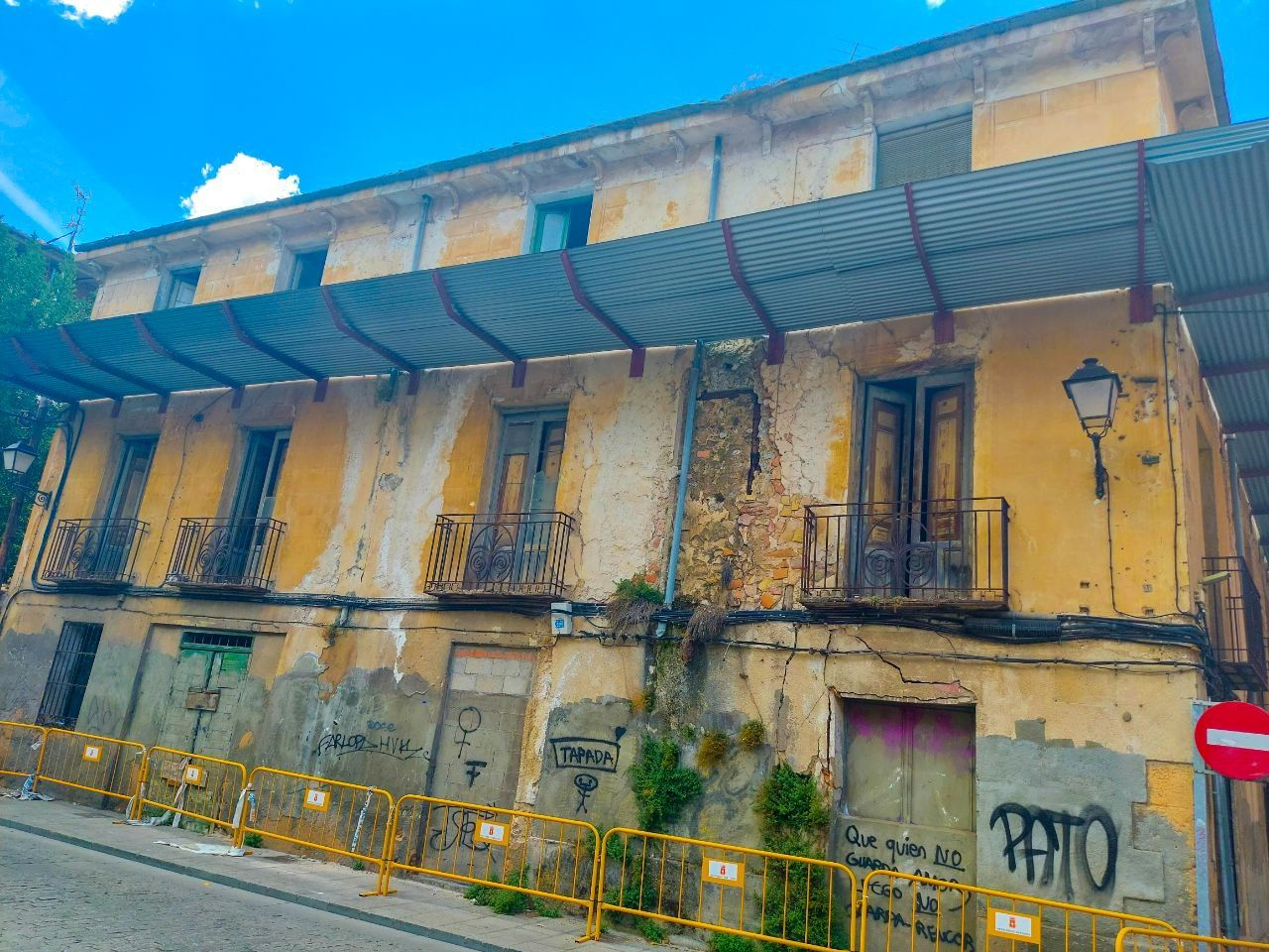 El Grupo Municipal Popular insta al Alcalde de Cuenca a tomar medidas urgentes en el edificio de la Fundación Sánchez Vera