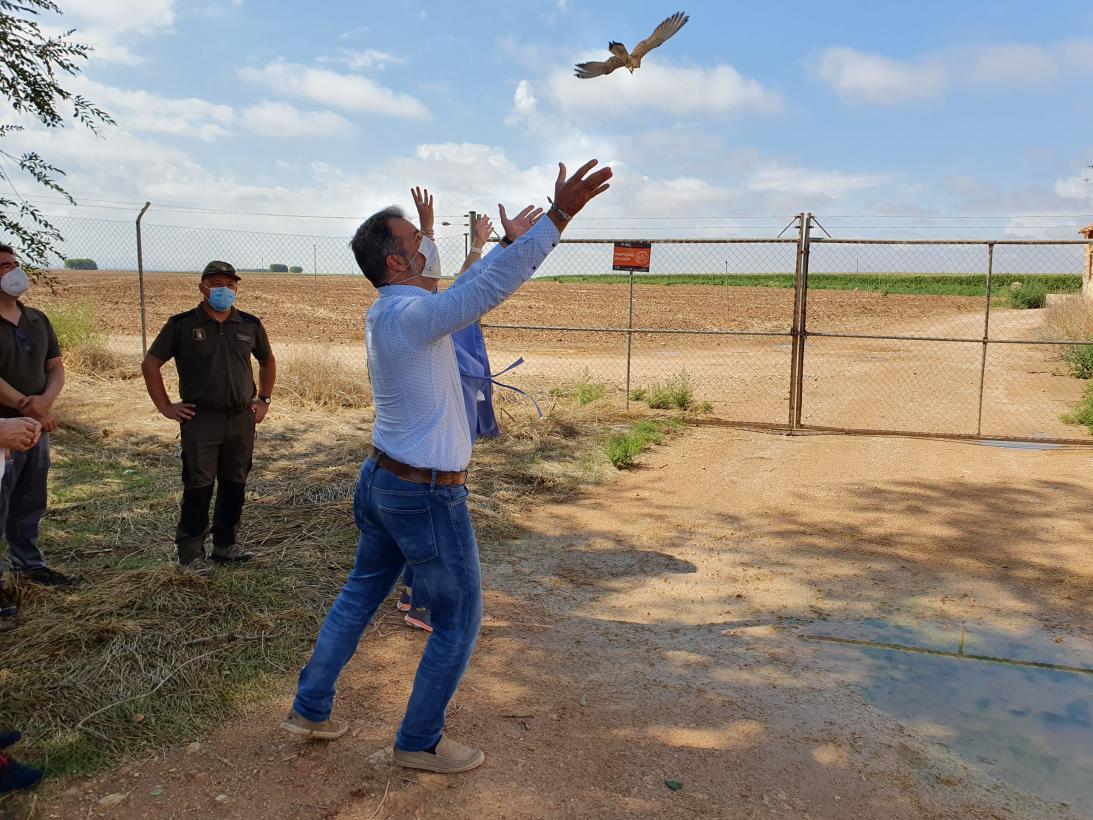 El Gobierno regional invierte en el Centro de Fauna y Educación Ambiental de Albacete cerca de 120.000 euros para mejorar las instalaciones y el programa de actividades