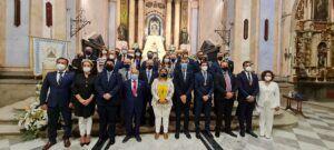 """La alcaldesa anima a los talaveranos amantener la tradiciónen la celebración del Día de la Virgen del Prado para que """"siempre esté viva en nuestros corazones"""""""