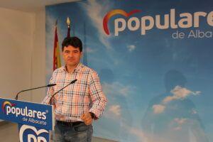 Francisco Navarro reivindica las propuestas de Paco Núñez para exigir a Page una bajada masiva de impuestos en Castilla-La Mancha