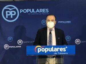 """Gregorio: """"Page participa en el saqueo constante al bolsillo de los ciudadanos con las subidas de impuestos de Sánchez"""""""