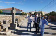 La Diputación ayuda a Aldeanueva de Guadalajara a realizar una completa renovación de redes hidráulicas