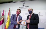 """San Román: """"La Academia quiere contribuir a hacer aún más grande Castilla-La Mancha a través de la gastronomía"""""""