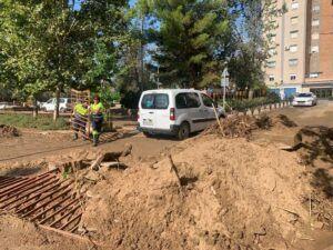 El Ayuntamiento de Toledo estima en 4 millones de euros los daños de la DANA y pedirá la declaración de zona afectada por emergencia