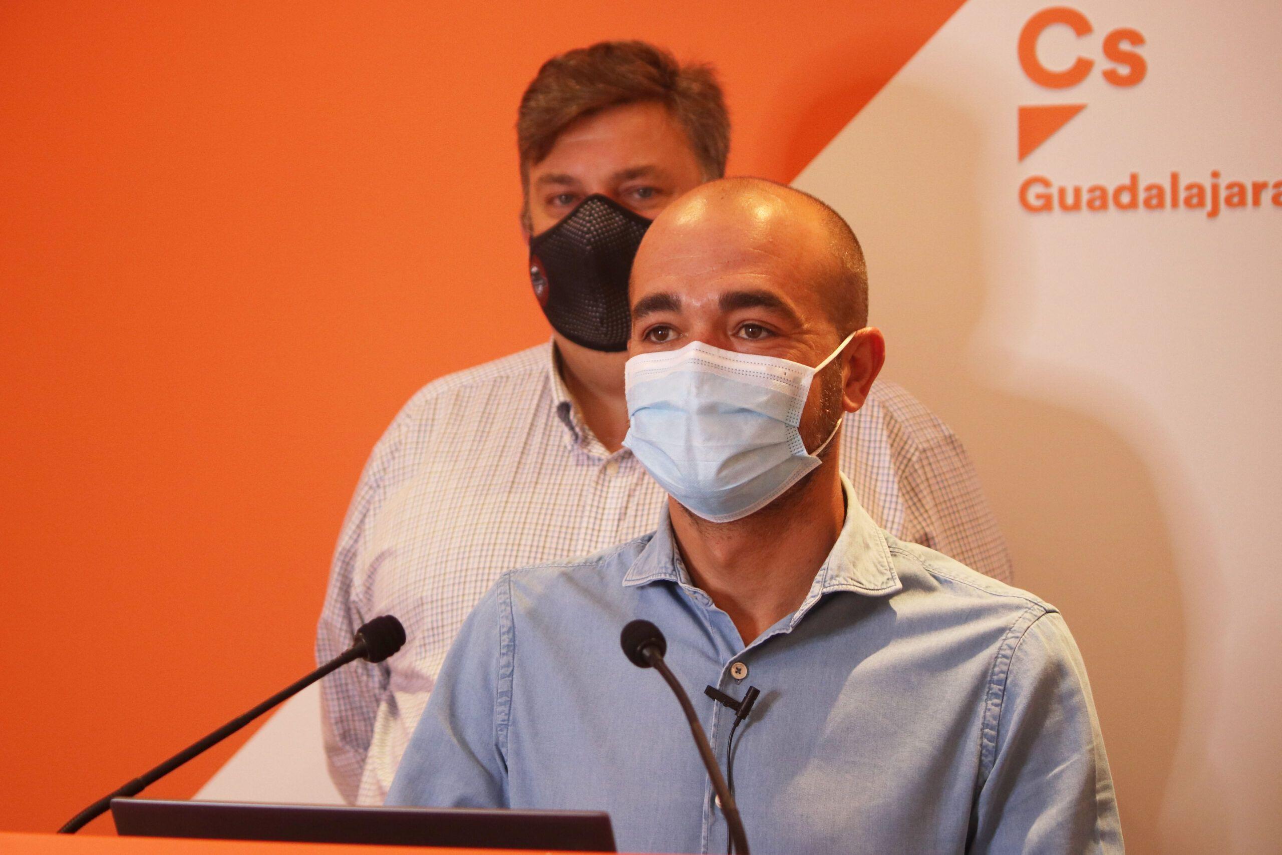 Ciudadanos Guadalajara propone medidas para ayudar a familias guadalajareñas y autónomos a hacer frente a la factura de la luz