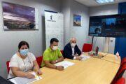 El Gobierno regional continúa su intensa labor en prevención de riesgos laborales, con más de 1.000 visitas a centros de trabajo de la provincia
