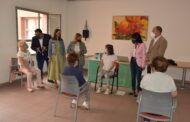 La alcaldesa anuncia la inmediata puesta en marcha de la actividad de 'gimnasia de proximidad' para personas mayores en Talavera