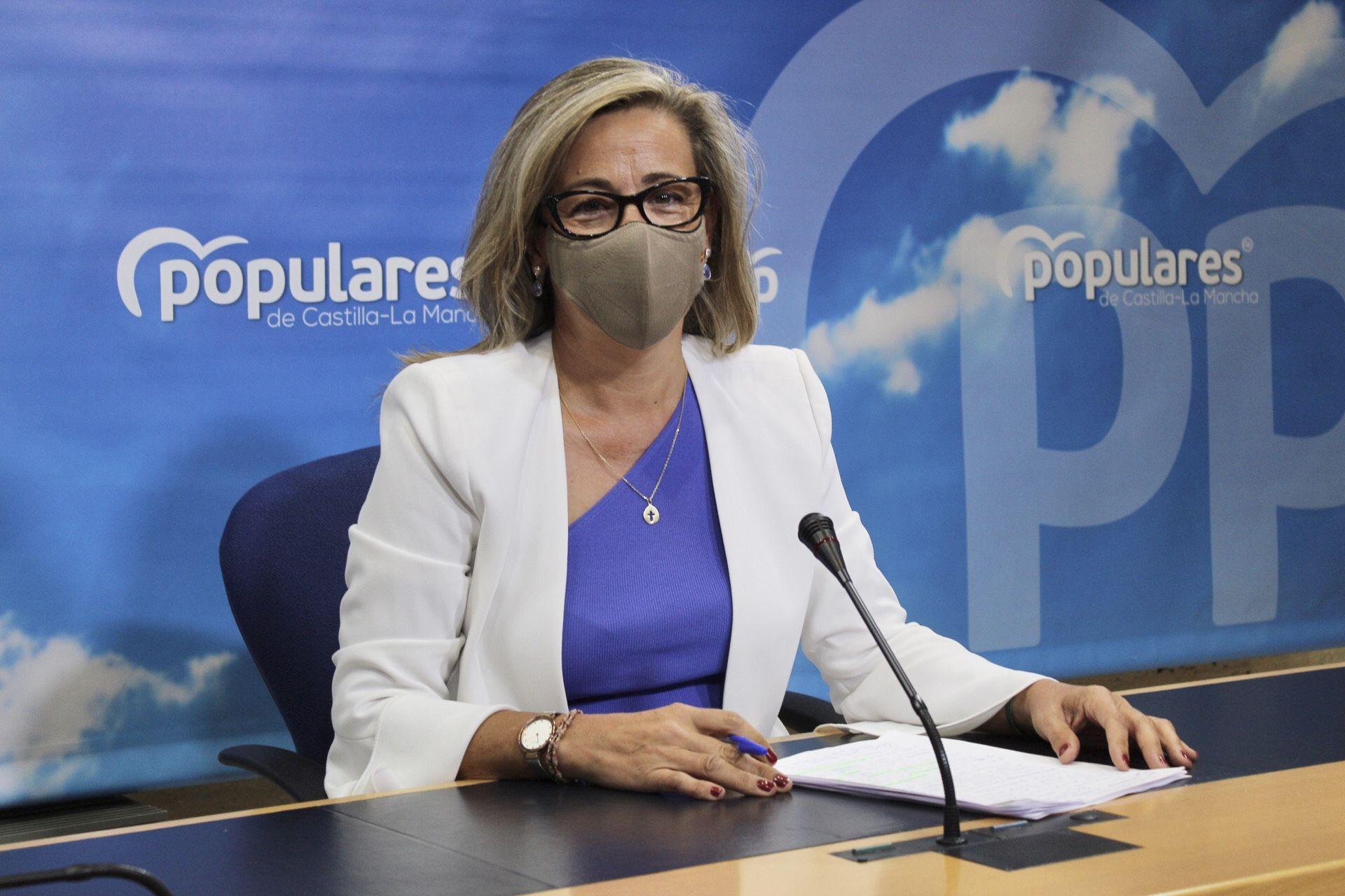 """Merino insiste en que el PP de Paco Núñez está preparado para gobernar desde mañana mismo: """"No ha abandonado la región ni un solo día desde que comenzó la pandemia"""""""