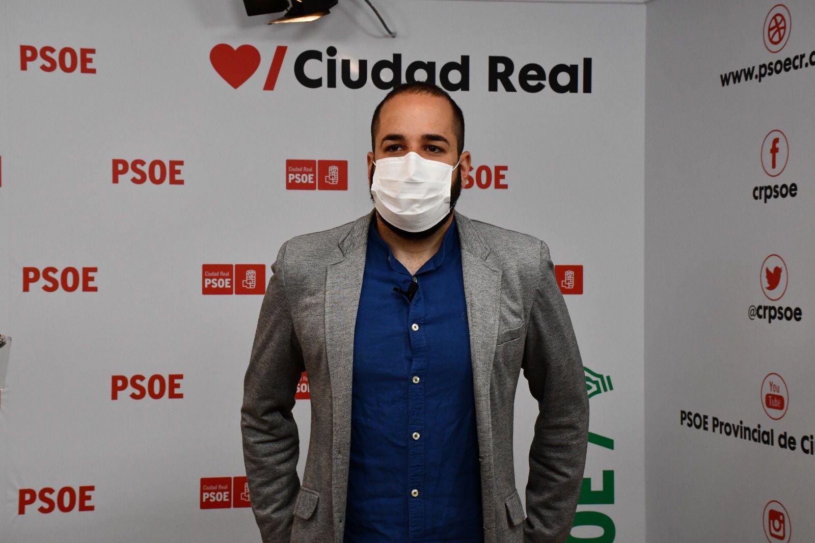 """Miguel González Caballero: """"Más de 54.000 personas con discapacidad en la provincia de Ciudad Real podrían beneficiarse con la ley de igualdad jurídica"""""""