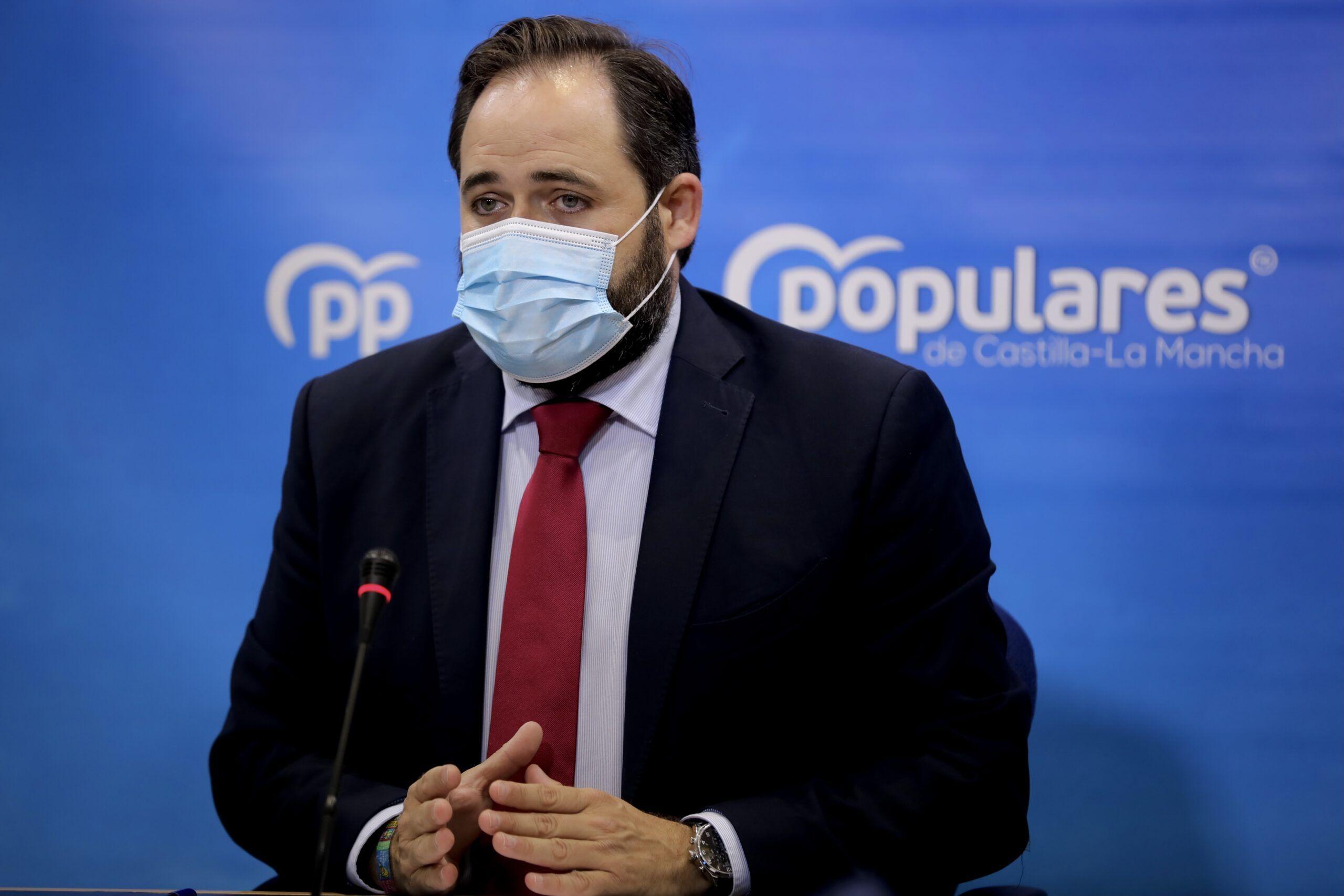 Núñez propone un Plan de Choque dotado de 30 millones de euros para aumentar la plantilla de profesionales y atajar las listas de espera sanitarias