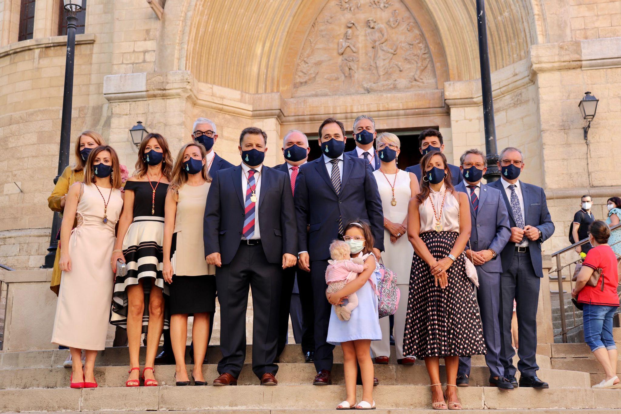 """Núñez reivindica la actividad festiva y popular de Castilla-La Mancha como """"esencia de nuestra tierra"""""""
