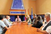 El Gobierno de Castilla-La Mancha traslada a los propietarios de 'La Pedregosa' la desafección de 10 parcelas de la zona regable de El Vicario