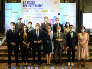 El Instituto Cervantes acoge la presentación nacional de 'La Noche del Patrimonio', en la que participa Toledo