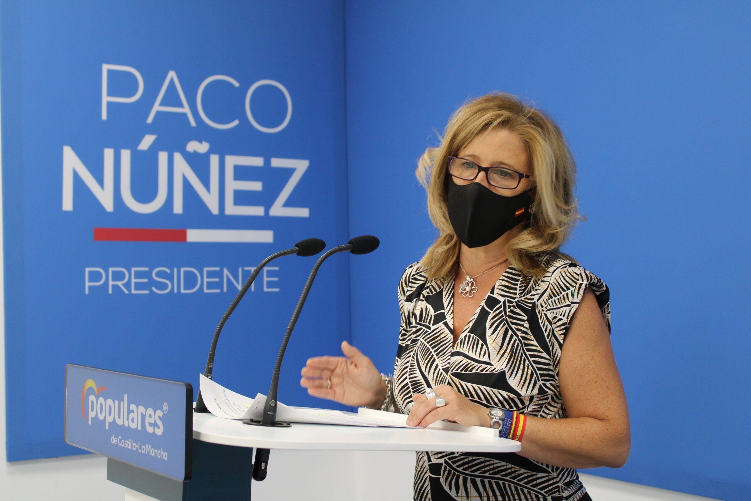 Alía advierte que, con Page, hoy en Castilla-La Mancha con una donación de `padres a hijos´ se está pagando 15 veces más que con la propuesta del PP de Paco Núñez