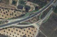 El Gobierno de Castilla-La Mancha espera que a mediados de noviembre finalicen las obras de la rotonda de los Baños del Peral en la CM-3109