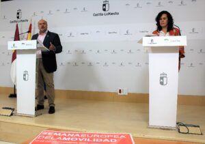 Calzada de Calatrava protagoniza las actividades de la Semana Europea de la Movilidad promovidas por el Gobierno de Castilla-La Mancha