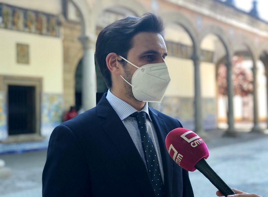 """Serrano lamenta el empeño de Page por hacer de Castilla-La Mancha """"un infierno fiscal"""" que contrasta con Madrid, Andalucía o Murcia"""