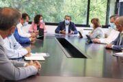 El reto común de sanidad y despoblación, a debate en Soria entre expertos de Castilla-La Mancha, Castilla y León y Aragón