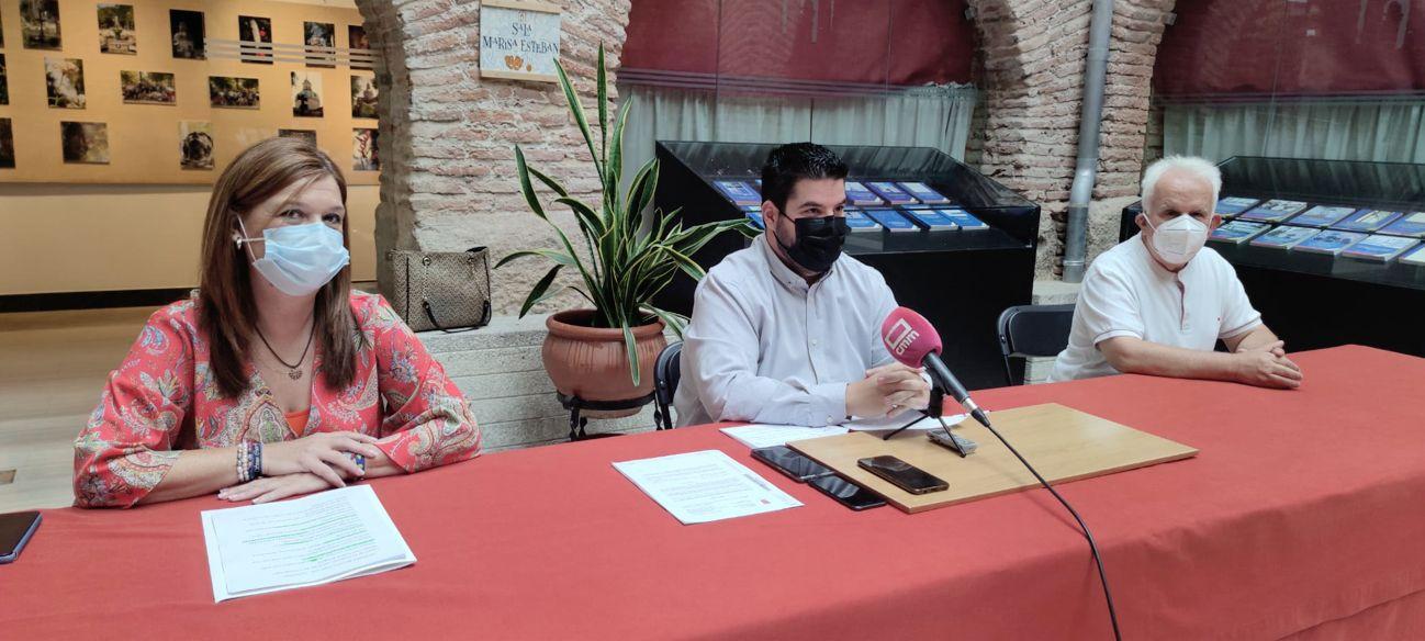 """Las actividades de verano del Ayuntamiento de Talavera han mostrado que """"es una ciudad viva, atractiva"""" y donde siempre hay mucho por ver"""