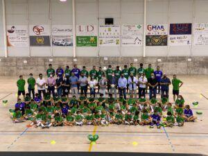 """El Gobierno regional destaca """"el proyecto ejemplar"""" del equipo de fútbol sala `Sierra de San Vicente´ y subraya el relevante papel de """"este tipo de iniciativas deportivas frente al reto demográfico"""""""