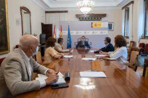 Castilla-La Mancha recibirá hasta final de año 1.000 millones de euros de fondos europeos